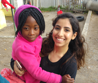 volunteer in cape town south africa