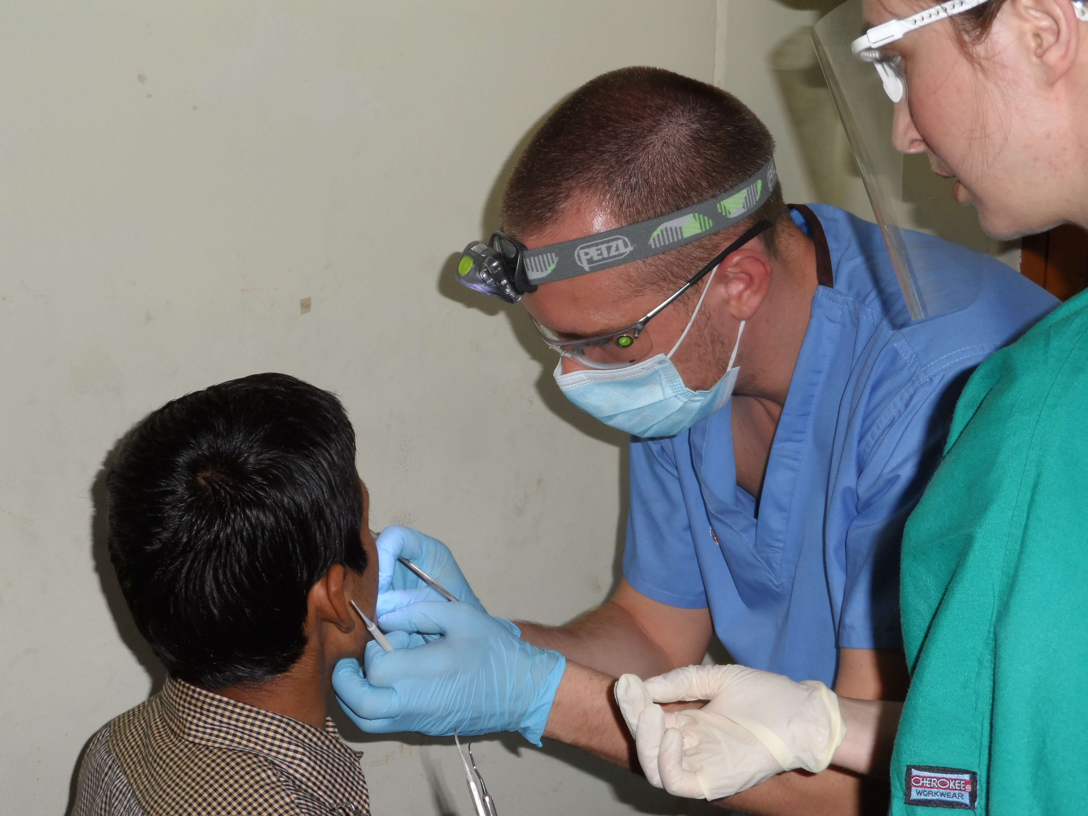 Dental Elective in India