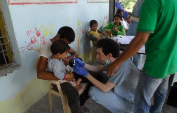 Healthcare Program in Palampur,India with VolSol