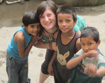 Volunteer In Asia in 2019
