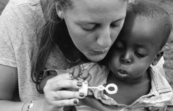 volunteer experience in Africa