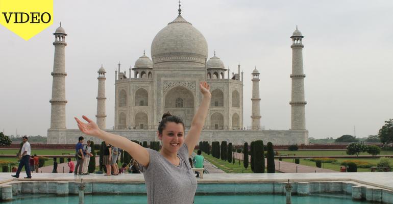 India summer volunteering program