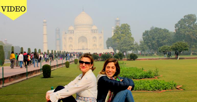 Volunteer Journey in India with Volunteering Solutions