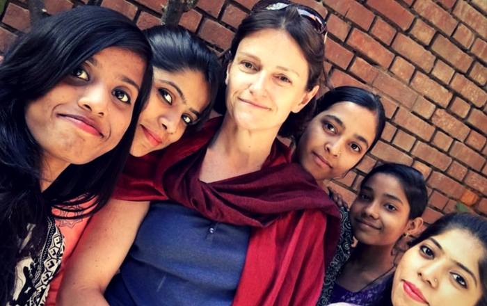 Helen Green's Experience of Volunteering In India With VolSol