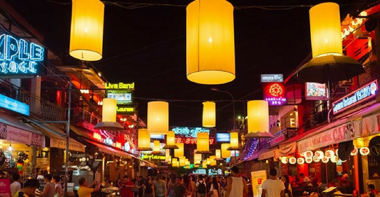 Things To Do In Phnom Penh While Volunteering In Cambodia