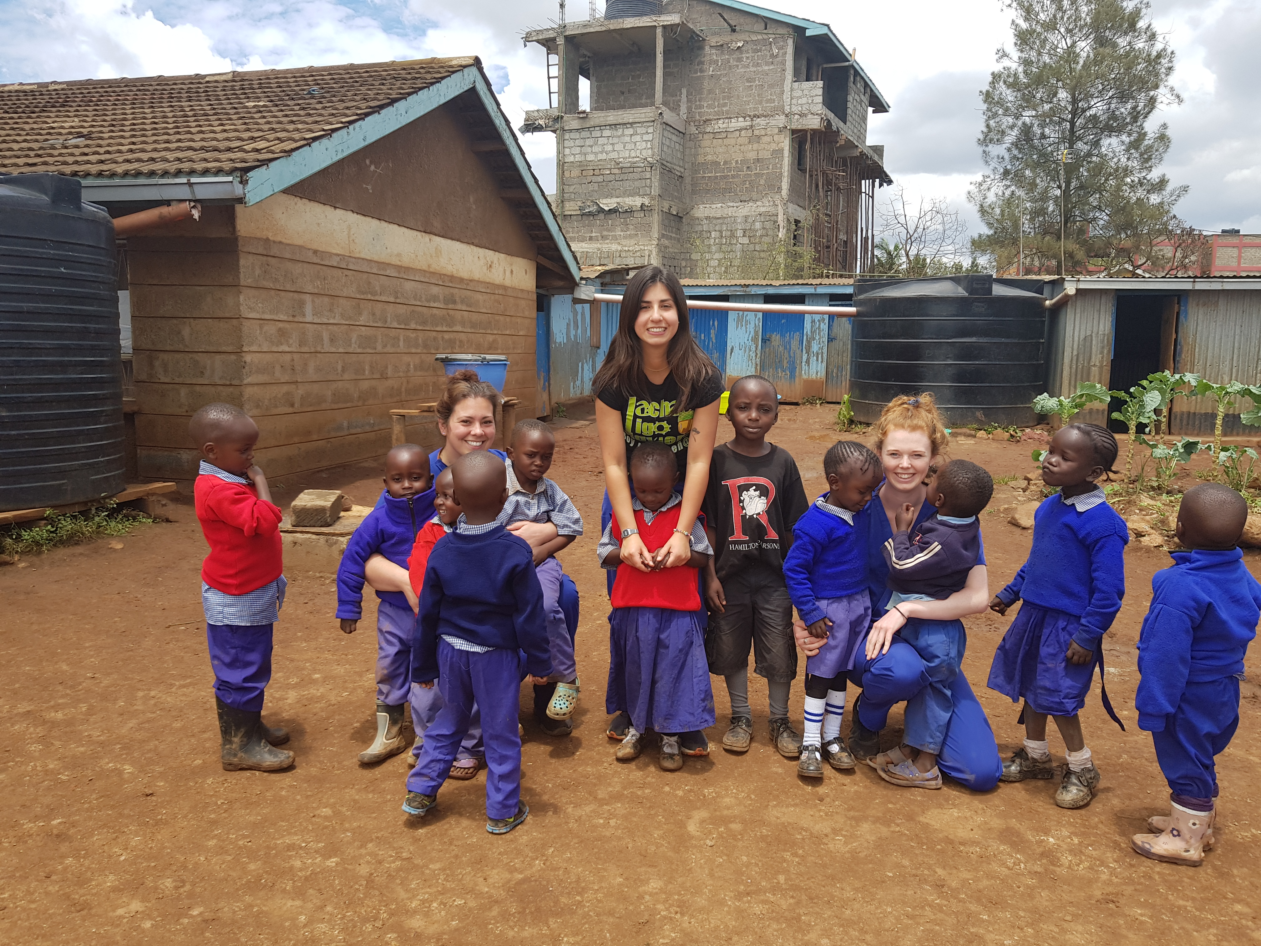 Volunteering Abroad Experience