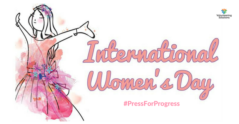 On This International Women's Day, Cheers To Our Amazing Women Volunteers