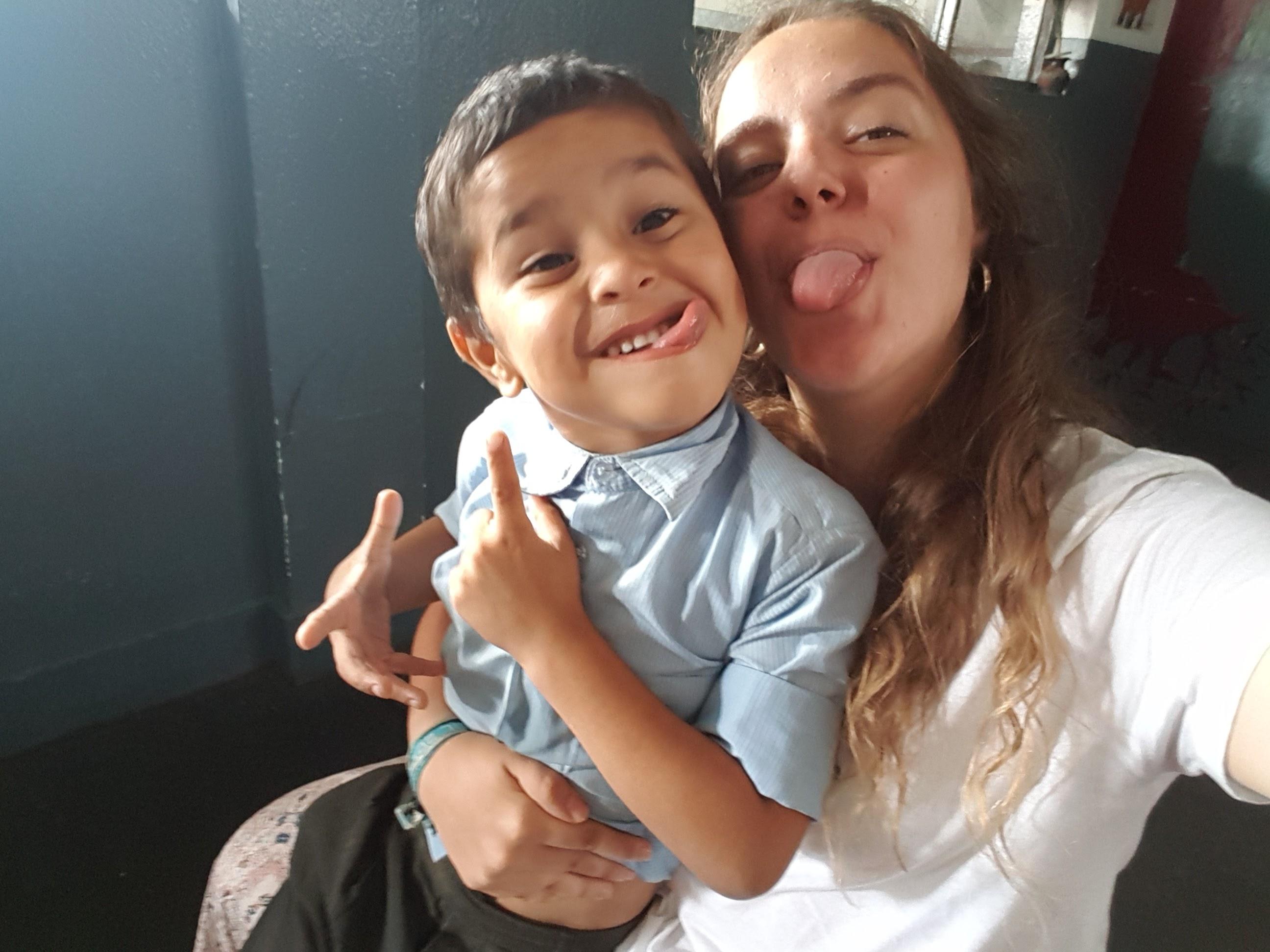 childcare volunteer abroad