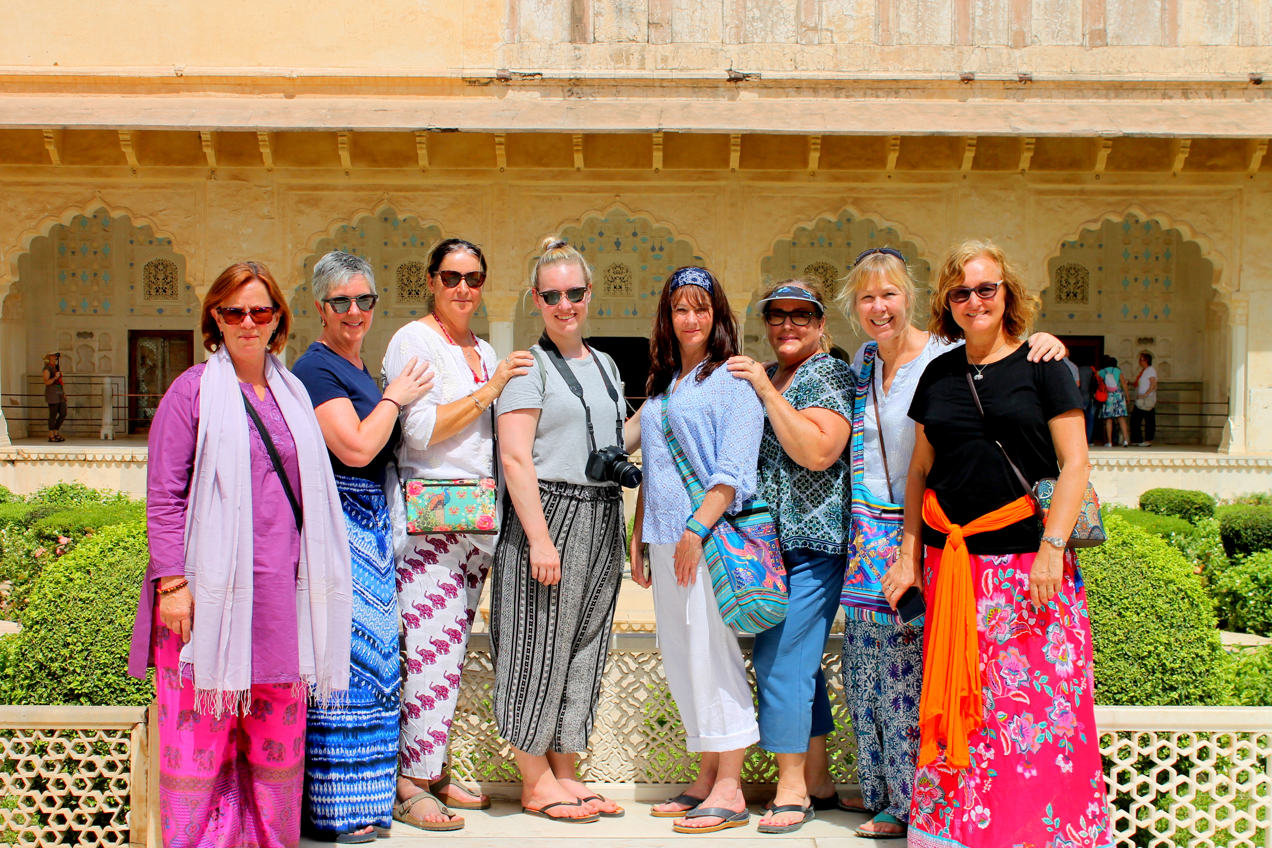 All Women's Voluntour Journey: Gill Collier's Experience In India With VolSol