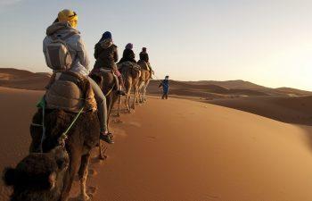volunteer work in Morocco