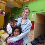 Volunteer With Children In Latin America
