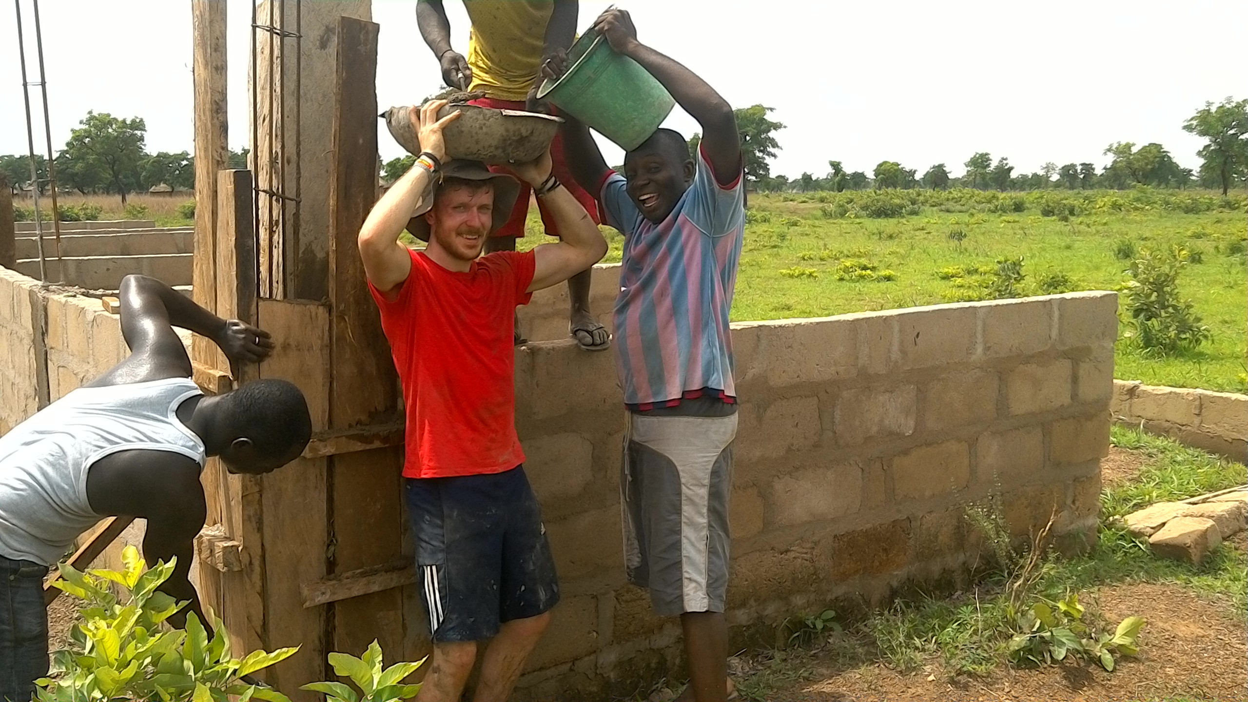 Corporate Volunteering Trip Abroad