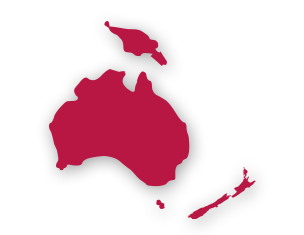 Australasia and Pacific Projects